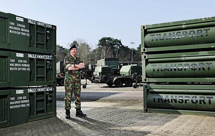 Brigadegeneraal Hans Damen Logistiek Inspiratie Participatie Communicatie